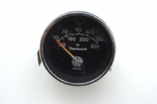 Thornycroft Temperature Gauge